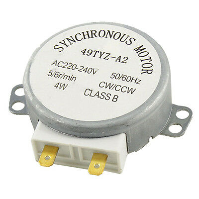 Turntable Synchronous Motor for Microwave Oven
