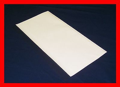 "5 - 10"" x 23"" Brodart Just-a-Fold III Archival Book Jacket Covers - super clear"