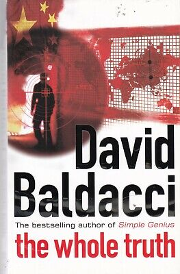 The Whole Truth by David Baldacci (Paperback)