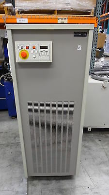 FTS Kinetics Thermal Systems Chiller Refrigeration System RACB4075W0 230V 30A 3P