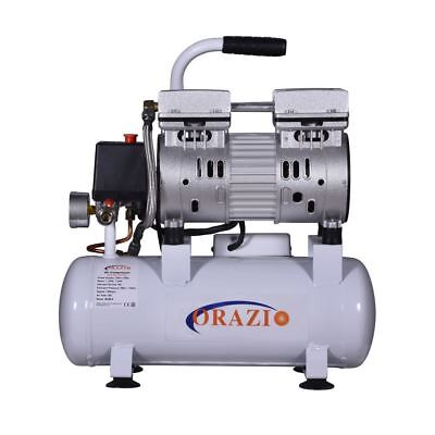 ORAZIOⓇ Silent Type Oil Free Air Compressor 65DB 550W 9L