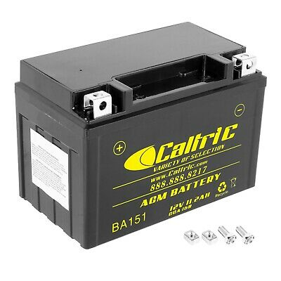 AGM BATTERY Fits HONDA VT750DC Shadow Spirit 750 2001 2002 2003 2005 2006 2007