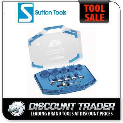 Sutton Bi-Metal Cobalt Heavy Duty Holesaw Kit General Engineering - H105S5