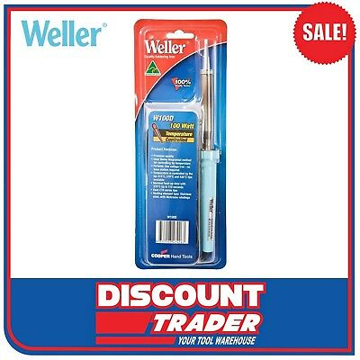 Weller Soldering Iron 100W Temperature Controlled – W100D