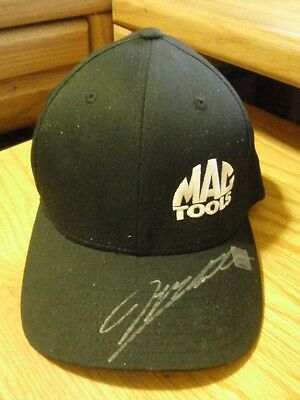 Jeff Gordon #24~Signed / Autographed Last Win~Mac Tools Hat~Martinsville~w/COA