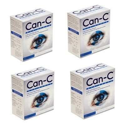 CAN-C Eye Drops 4 Boxes Cataract treatment without surgery