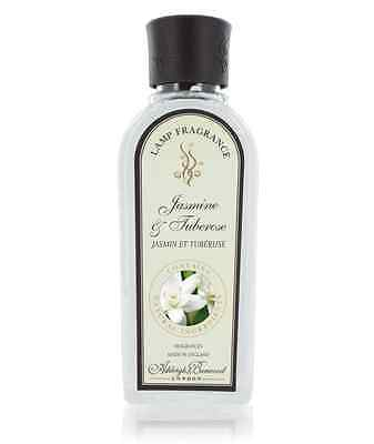 Ashleigh and Burwood Premium Fragrance Lamp Oil 500ml - Jasmine and Tuberose