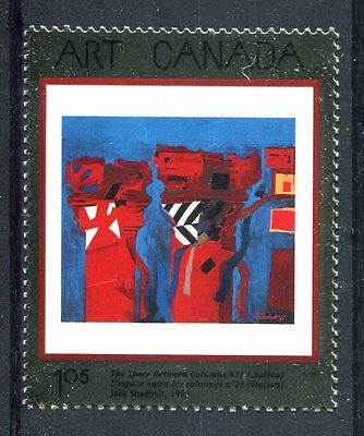 Canada 2001 Masterpieces of Canadian Art  MNH