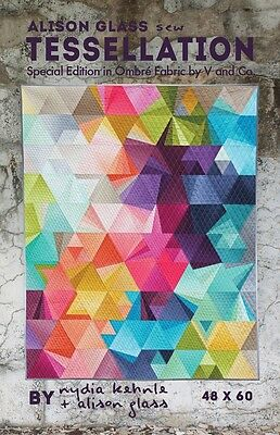 Tessellation by Nydia Kehnle & Alison Glass - Special Edition