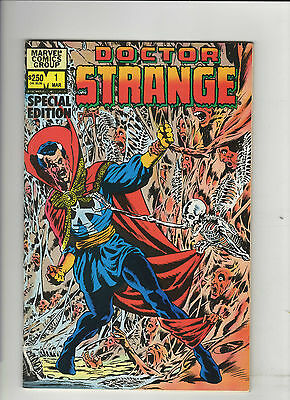 Doctor Strange Special Edition  #1  NM  (Bernie Wrightson Cover Art)