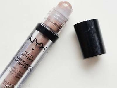 NYX Roll On Shimmer Eye Shadow Face /Body Shimmer Almond buy 2 get 15% off
