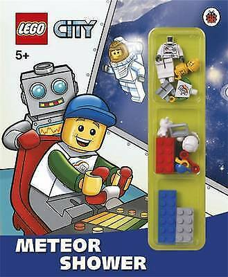 LEGO City: Meteor Shower Storybook with Minifigures and Accessories - New