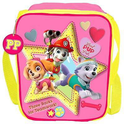 PAW Patrol 'Best Pup Pals' Girls' Insulated Lunch Bag/Box