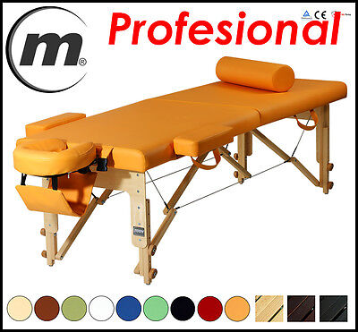 B.T.L. Premium MAX! - foldable wooden massage table - EU MADE with quality. CE