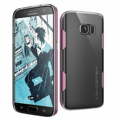 Ghostek® Cloak Slim Armor Shockproof Aluminum Case Cover For Samsung Galaxy S7