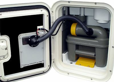 Motorhome SOG Toilet System - NO Chemicals / Kind to Environment - Type A Kit