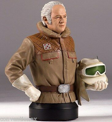 Star Wars Celebration 2015 General McQuarrie Collectible Mini Bust Statue LE