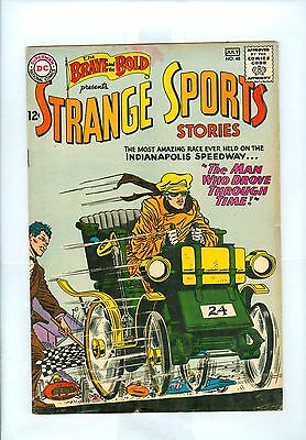 Brave and the Bold #48 FN Infantino Anderson Strange Sports Stories