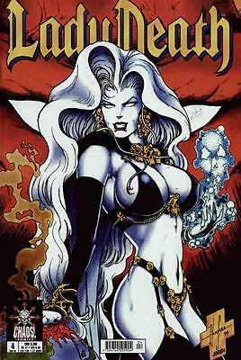 Lady Death - Vol. 2  Nr. 4  (von 4)