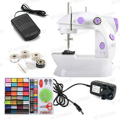 High quality Mini Sewing / Machine 2 Speed Ideal For Beginners & Kids New