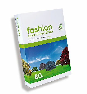 Clairefontaine fashion premium white 80g/m² DIN-A4 Laser InkJet Copy Paper