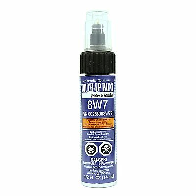 Touch Up Paint 8W7 Blue Metallic Genuine Toyota And Scion Brand New Oem Paint