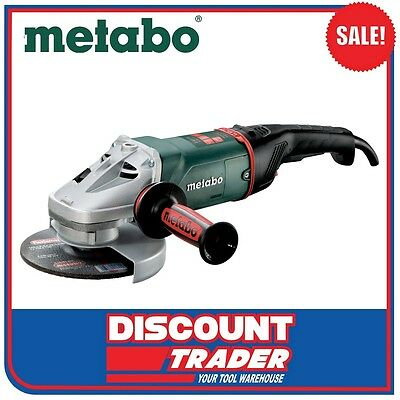 "Metabo 2400 Watt Angle Grinder 180mm 7"" - WE 24-180 MVT - 606468190"
