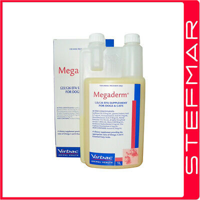 Virbac Megaderm Supplement 1L