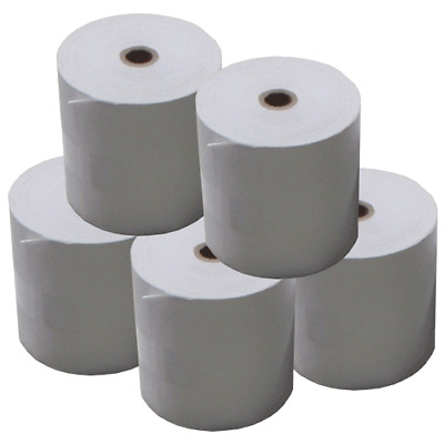 Thermal Paper Rolls 80x80 (Box of 50 rolls)