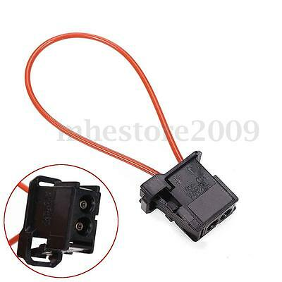 MOST Male Connector Optical Fiber Loop Adaptor Terminator For Audi BMW Porsche