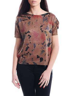 KAOS FP1CH035. TABACCO BLUSA Donna