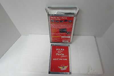 Rare 1999 Quest For Fame W/ Aerosmith Band For Windows 95,98 Virtual Music