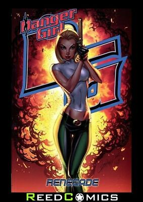 DANGER GIRL RENEGADE GRAPHIC NOVEL New Paperback Collects Complete 4 Part Series