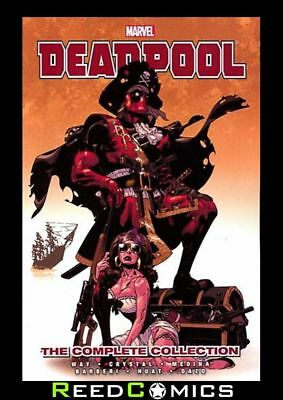 Deadpool By Daniel Way Complete Collection Volume 2 Graphic Novel (2008) #13-31