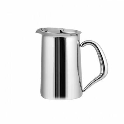 Water Jug / Pitcher  1.5L   Stainless Steel  'Athena Renaissance' Mirror Finish