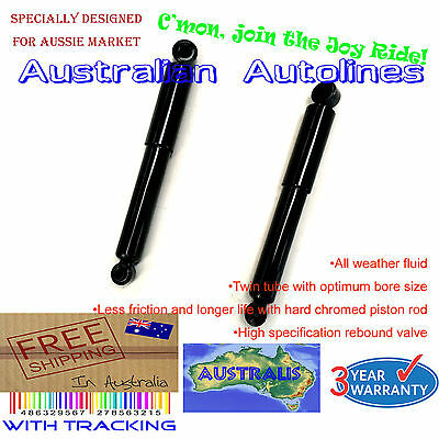 2 Holden Astra AH 1.8L 1.9L Hatch & Wagon Brand New rear Shock Absorbers 04-10
