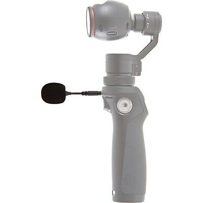 DJI Flexi Microphone FM-15 for Osmo Gimbal Camera (Part 44) *NEW*
