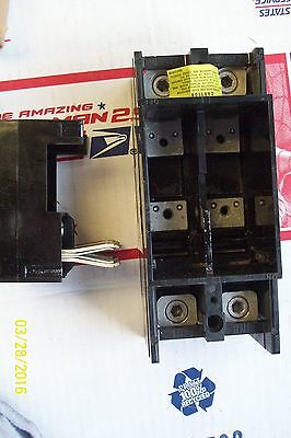 General Electric Ge Fuse Block Tfm24 1 Phase 15 Hp 240 Vac 200 Amp