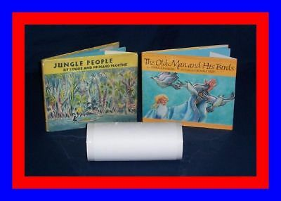 "5 Yard roll 8"" Brodart Fold-On Book Jacket Covers ARCHIVAL -- super clear mylar"