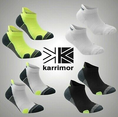 2 Pack Boys Girls Karrimor Ergonomic Anti-odour Running Socks Sizes 1-6