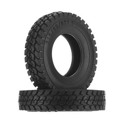 NEW RC4WD King of the Road 1.7  1/14 Semi Truck Tires VVV-S0061