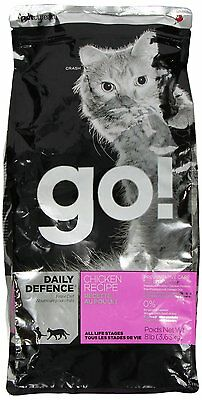 PETCUREAN 152627 Go Refresh and Renew Chicken for Cat, 8-Pound