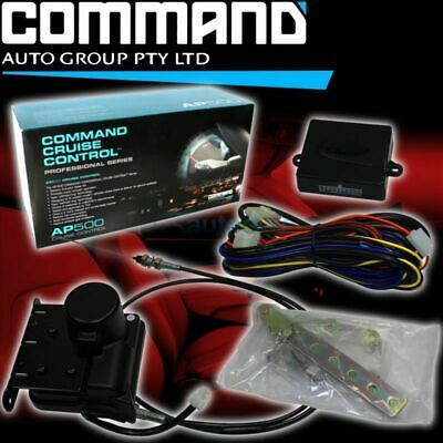 Cruise Control Diy Kit Command Ap500 Electric Actuator For Automatic Vehicles