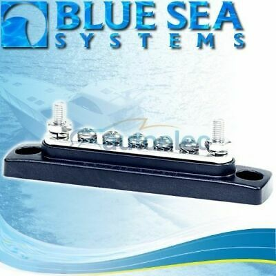 Blue Sea 2304 Bus Bar 12V 5 X Way Gang Terminal Block 4X4 Marine Caravan Solar