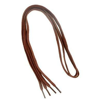 """2 Sets of WWII Army Brown 28"""" Shoelaces / Free Shipping"""