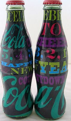 2008 World of Coca-Cola Happy New Year! Countdown NO# Shrink Wrapped