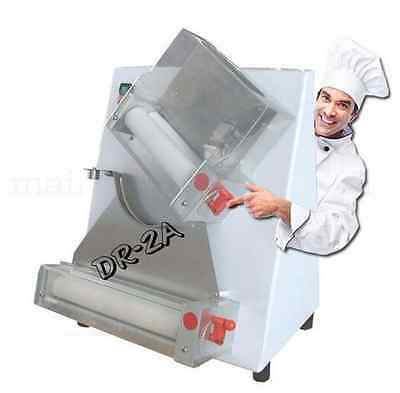 Automatic and electric pizza dough roller/sheeter machine Pizza making machine A
