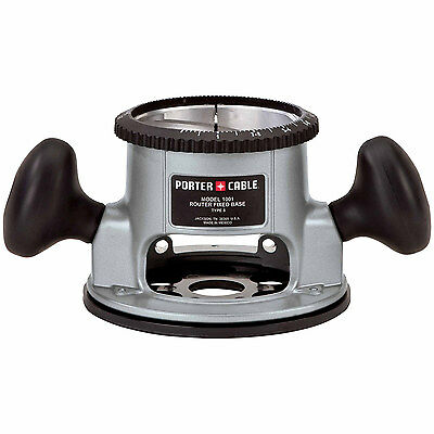 Porter Cable 1001 Router Base