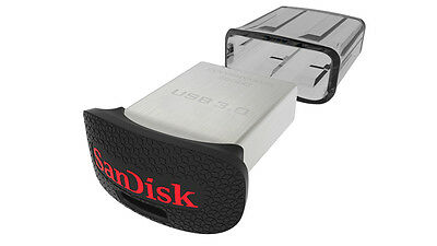 SanDisk 16GB 32GB 64GB 128GB ULTRA FIT USB 3.0 Flash Pendrive Stick Memoria ES