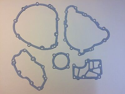 Triumph Street Triple 675 Gasket Set Alternator Clutch Balancer Crank Gaskets